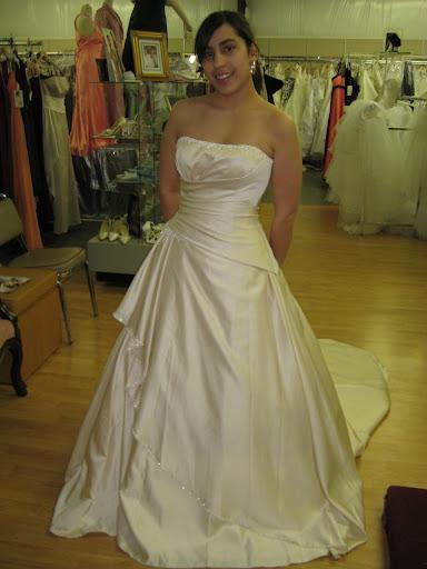 corseted#ivory#wedding#dress