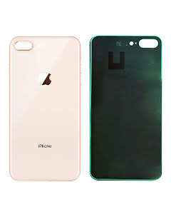 iPhone 8 Plus Back Glass Gold