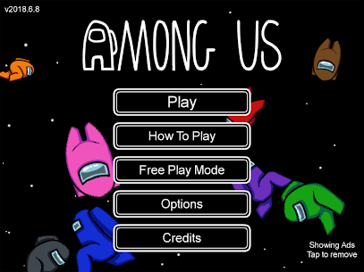 Among Us Mod Apk (Unlocked Skins + All Unlocked) 7