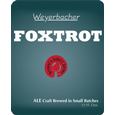 Logo of Weyerbacher Foxtrot