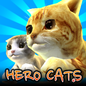 Hero Cats for PC and MAC