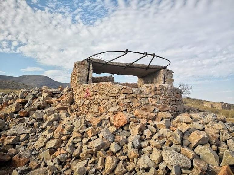 El viejo aeródromo fue bombardeado durante la Guerra Civil.