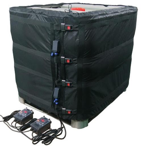 Chauffe conteneur IBC 1000 litres