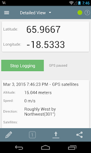 GPS Logger for Android   Apps on Google Play