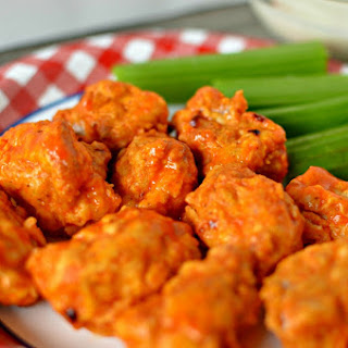 Copy Cat Chili's Boneless Buffalo Wings