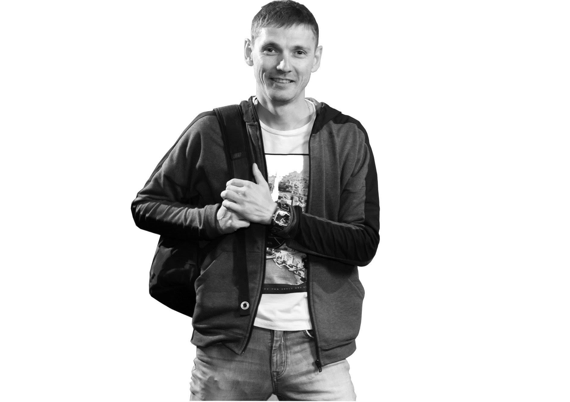Денис Савельев в Тюмени