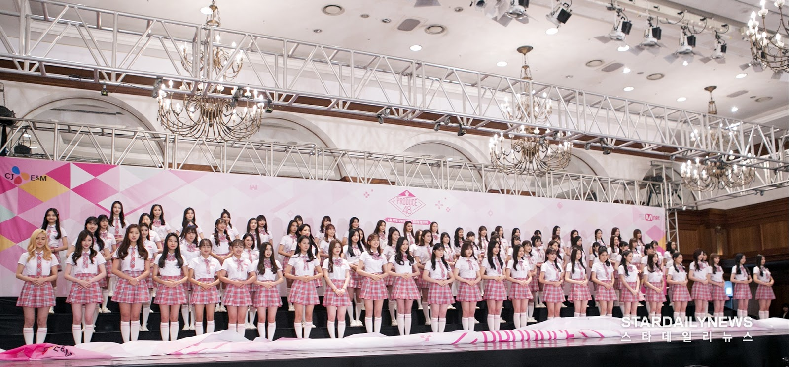 Produce 48 Accused Of Promoting Lolita Concepts And Japanese