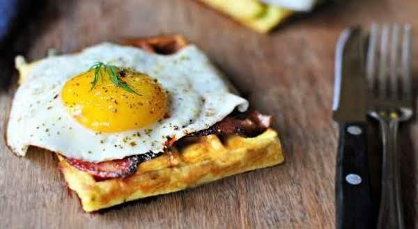 Easy Breakfast Puffed Eggs Recipe