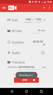 Rec. (Screen Recorder) App Download For Android 4