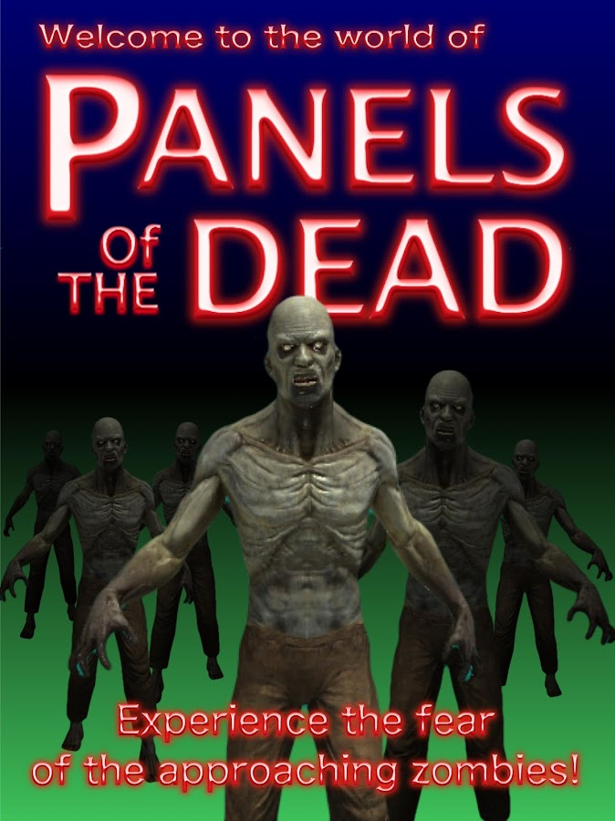 Panels of the Dead- screenshot