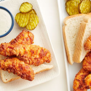 Tennessee Hot Fried Chicken Tenders.
