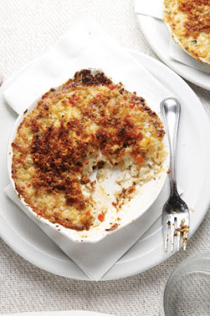 Imperial Crab Casserole Recipe