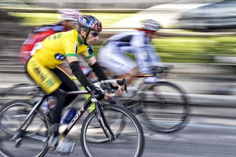 Il ciclista di Fiorenza Aldo Photo