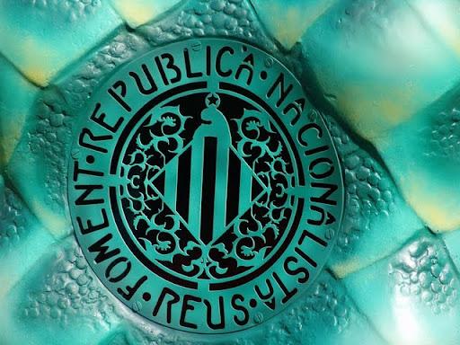 L'escut del Foment Republicà Nacionalista