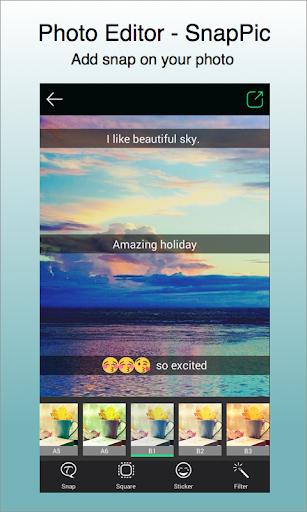 Photo Editor - Beauty Selfie Camera 2.1 screenshots 2