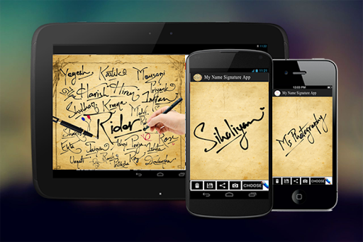 My Name Signature App screenshot 4