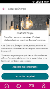 Conciergerie L'ADRESSE- screenshot thumbnail