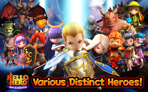 Hello Hero RPG- screenshot thumbnail