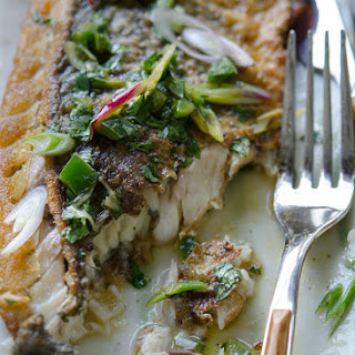 Mexican Fish, the Rodrigo-style fish