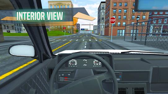 E30 Old Car Parking Simulation MOD APK (Unlimited Money) 3
