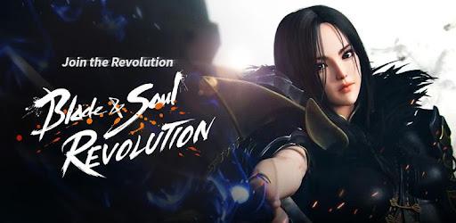 Blade&Soul Revolution Mod Apk