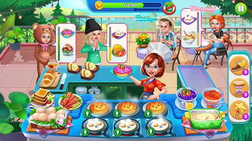 Food Diary: Cooking Game and Restaurant Games 2020 2.0.6 screenshots 2