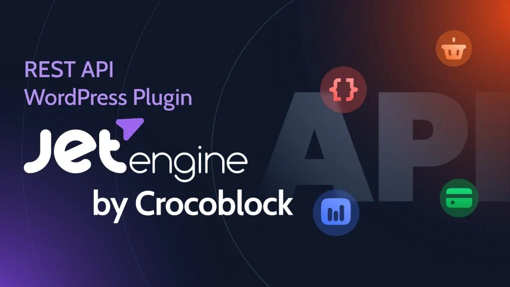 WordPress REST API plugin by Crocoblock