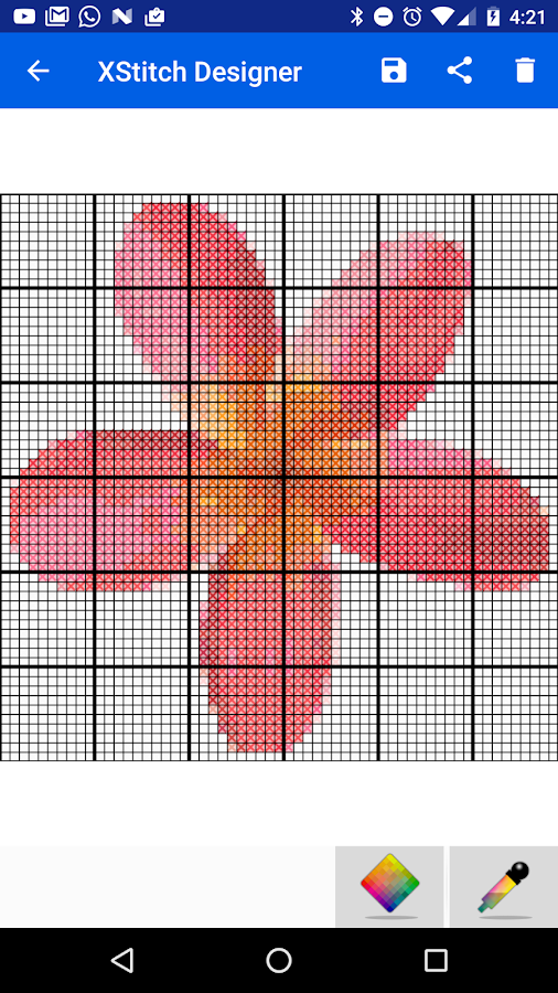 XStitch Designer- screenshot