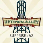 Logo for Uptown Alley Surprise