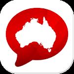 Australian trace Icon