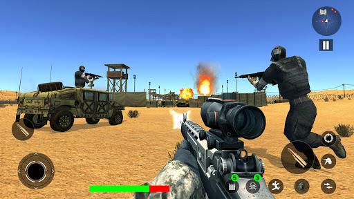 FPS HONOR: Free Fire Shooters Battlegrounds 1.04 screenshots 1