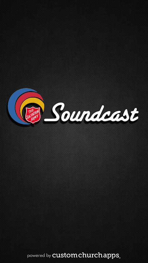 Salvation Army Soundcast- screenshot