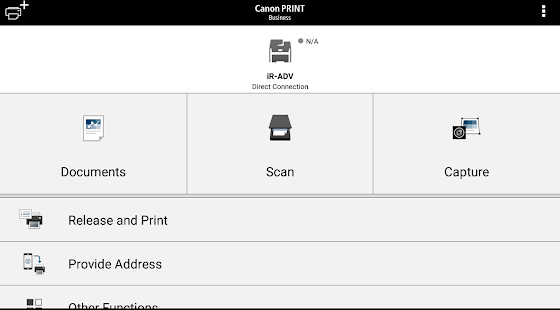 Canon PRINT Business- screenshot thumbnail