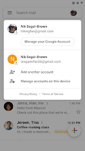 Google Gmail v2021.02.21.361635104.Release [Latest] 2