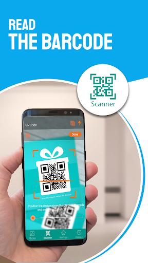 QR code scanner for android & Bar-Code,qr-barcode screenshots 2