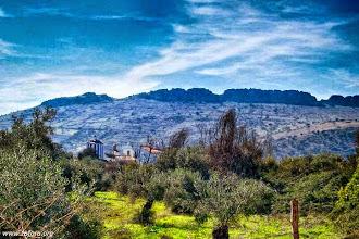 Photo: El Castellar arropa El Palomar.