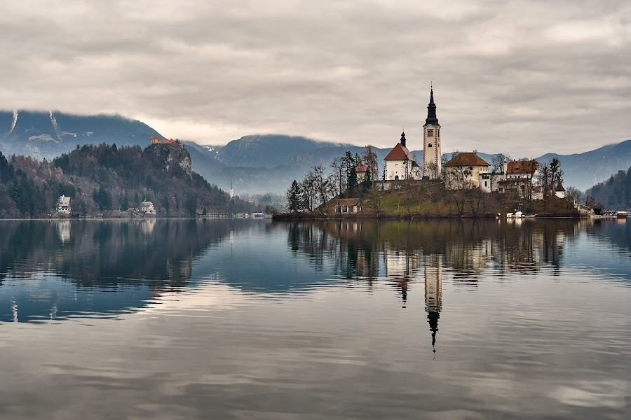 Bled by Igor Gruber - Buildings & Architecture Other Exteriors