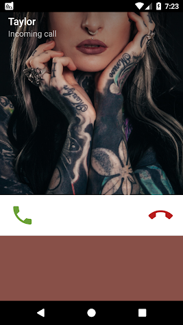 Talkie Pro - Wi-Fi Calling, Chats, File Sharing Screenshot