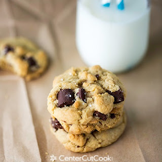 Salted Brown Butter Chocolate Chunk Cookies Recipe
