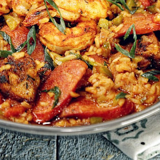 Brown Sauce Jambalaya Recipes
