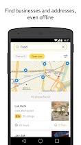 Yandex.Maps - screenshot thumbnail 01