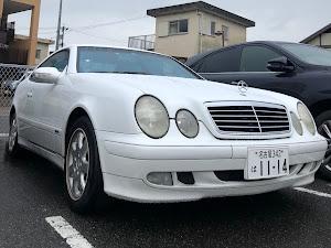 CLK W208 のカスタム事例画像 猫田慎之介さんの2019年10月26日08:18の投稿