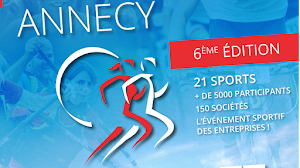 Corporate Games à Annecy 2018