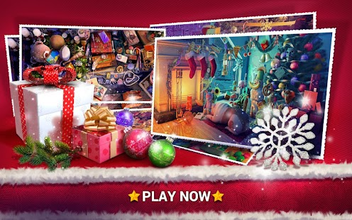 Hidden Objects Christmas Gifts – Winter Games- screenshot thumbnail