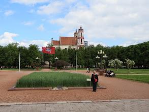 Photo: Lukiskiu Square