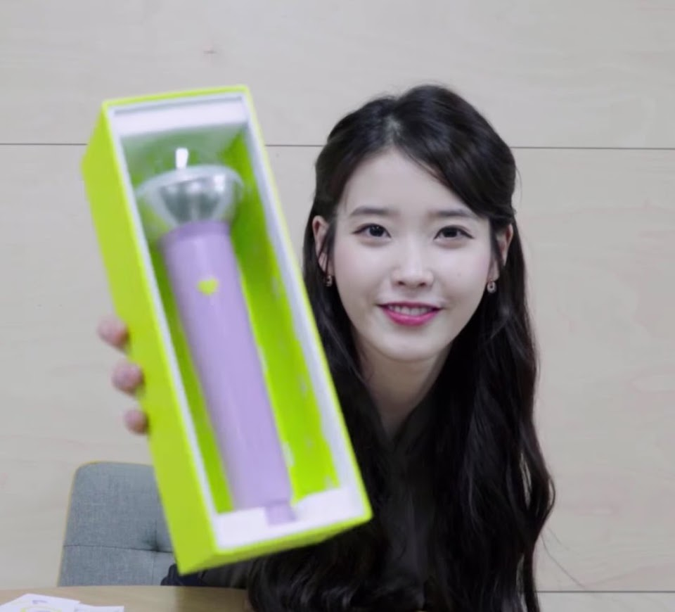 kpop lightstick brightest 16