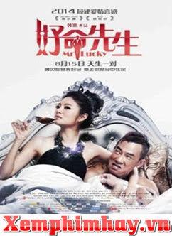 Quý Ông May Mắn - Mr. Lucky | Phim Tình Cảm Hài Đặc Sắc Trần Tiểu Xuân | xem phim hay 2019 -  ()