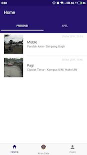 Presensi Dalops DISHUB Tangerang Selatan - náhled