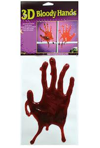Blodiga slimehänder, 2 st
