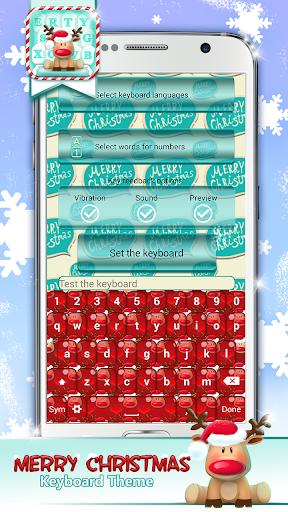 聖誕燈飾鍵盤